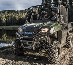 2015 Honda Pioneer™ 700-4 in North Reading, Massachusetts - Photo 6