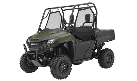 2015 Honda Pioneer™ 700 in North Reading, Massachusetts