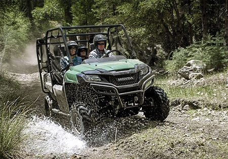 2015 Honda Pioneer™ 700 in North Reading, Massachusetts - Photo 5
