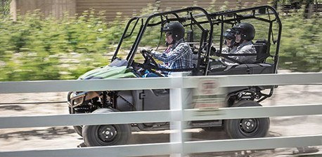 2015 Honda Pioneer™ 700 in North Reading, Massachusetts - Photo 8