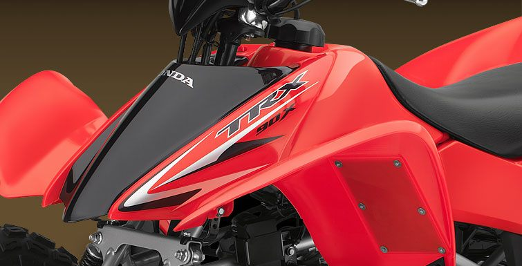 2016 Honda TRX90X in North Reading, Massachusetts