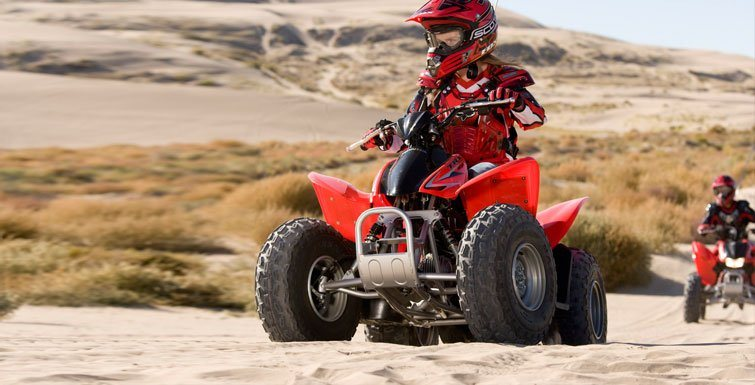 2016 Honda TRX90X in Huntington Beach, California