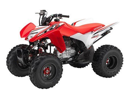 2016 Honda TRX250X SE in North Reading, Massachusetts