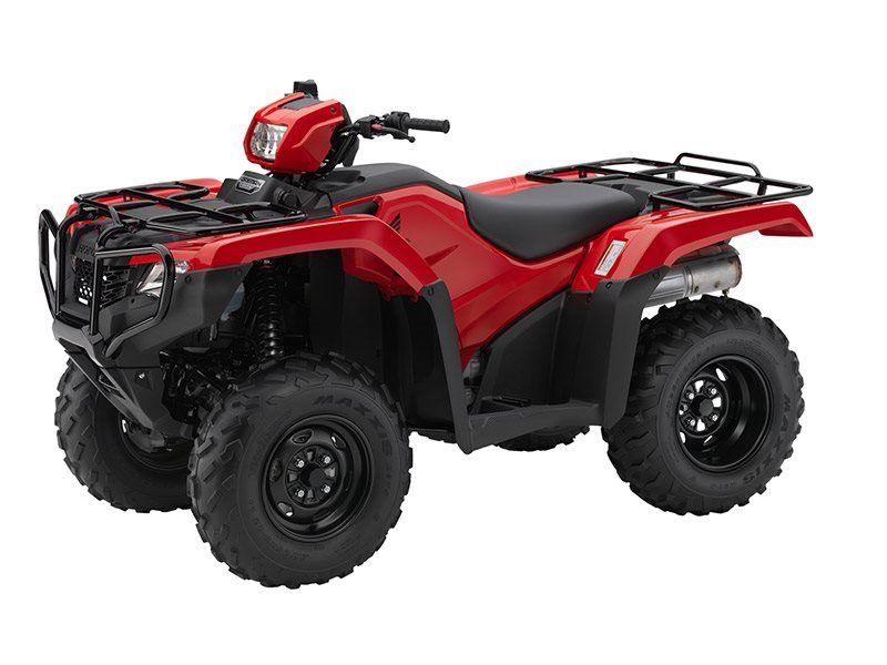 2016 FourTrax Foreman 4x4