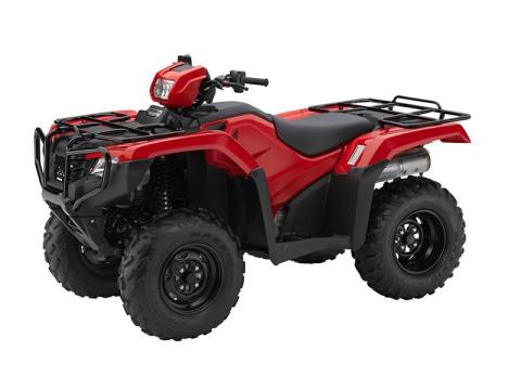 2016 Honda FourTrax Foreman 4x4 ES in Lumberton, North Carolina