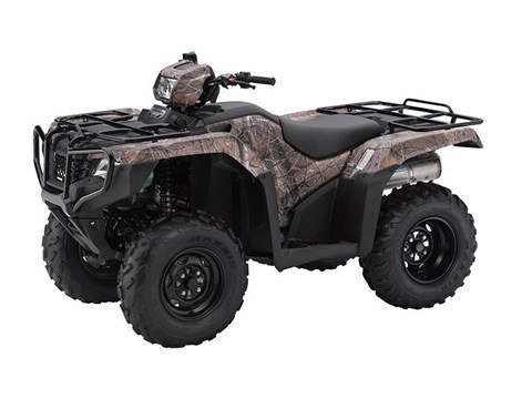 2016 Honda FourTrax Foreman 4x4 Power Steering in Greeneville, Tennessee