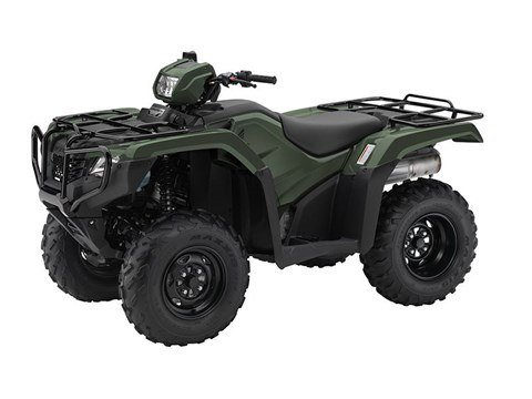 2016 Honda FourTrax Foreman 4x4 Power Steering in Spokane, Washington