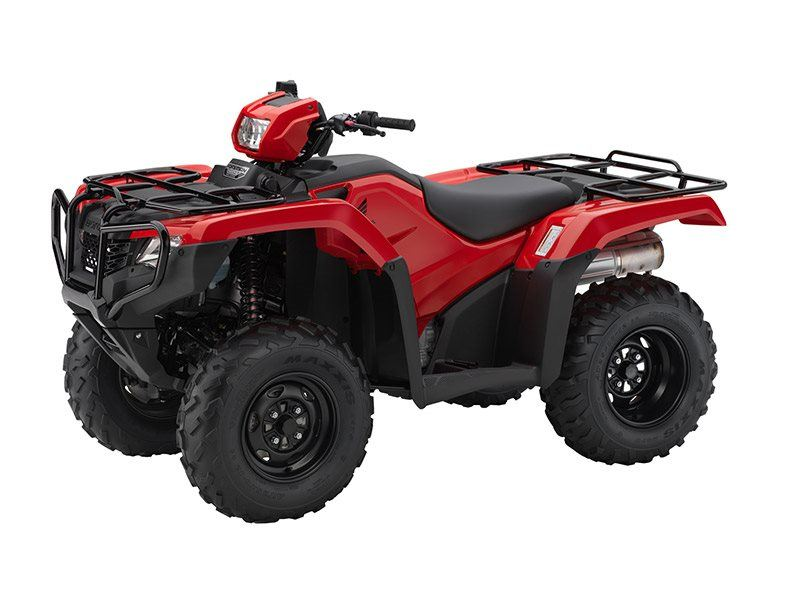2016 Honda FourTrax Foreman 4x4 Power Steering 1
