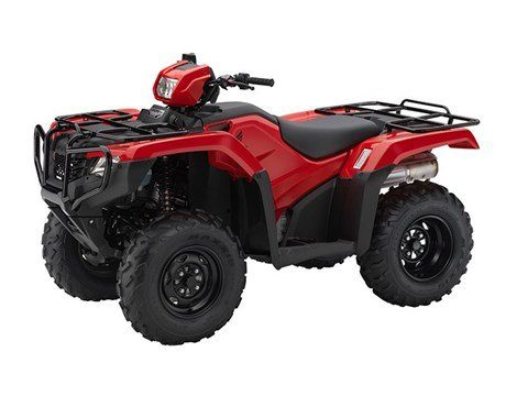 2016 Honda FourTrax Foreman 4x4 Power Steering in North Reading, Massachusetts