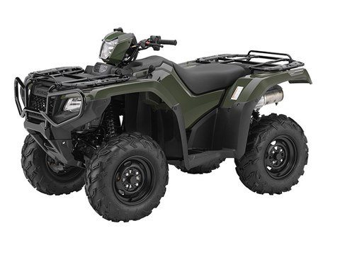 2016 Honda FourTrax Foreman Rubicon 4x4 Automatic DCT in Shelby, North Carolina