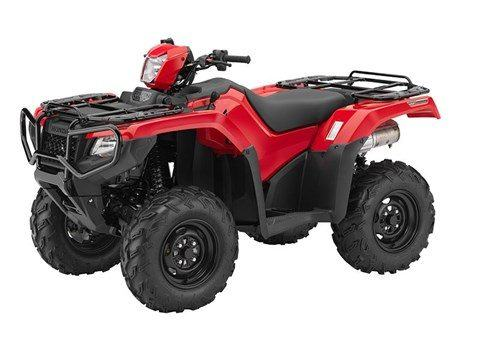 2016 Honda FourTrax Foreman Rubicon 4x4 Automatic DCT in North Reading, Massachusetts