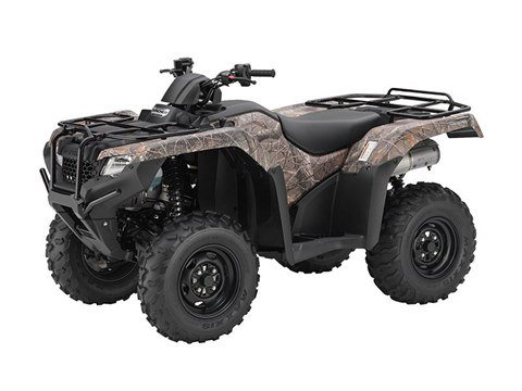2016 Honda FourTrax Foreman Rubicon 4x4 Automatic DCT EPS in Kendallville, Indiana