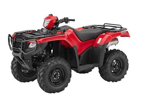 2016 Honda FourTrax Foreman Rubicon 4x4 Automatic DCT EPS in North Reading, Massachusetts