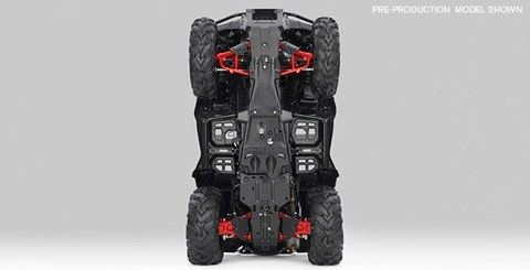 2016 Honda FourTrax Foreman Rubicon 4x4 Automatic DCT EPS Deluxe in Shelby, North Carolina
