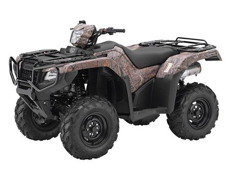 2016 Honda FourTrax Foreman Rubicon 4x4 EPS in Spokane, Washington