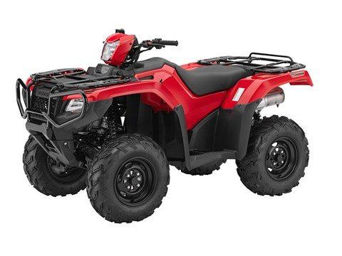 2016 Honda FourTrax Foreman Rubicon 4x4 EPS in Chickasha, Oklahoma