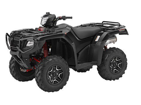 2016 Honda FourTrax Foreman Rubicon 4x4 EPS Deluxe in Waterloo, Iowa