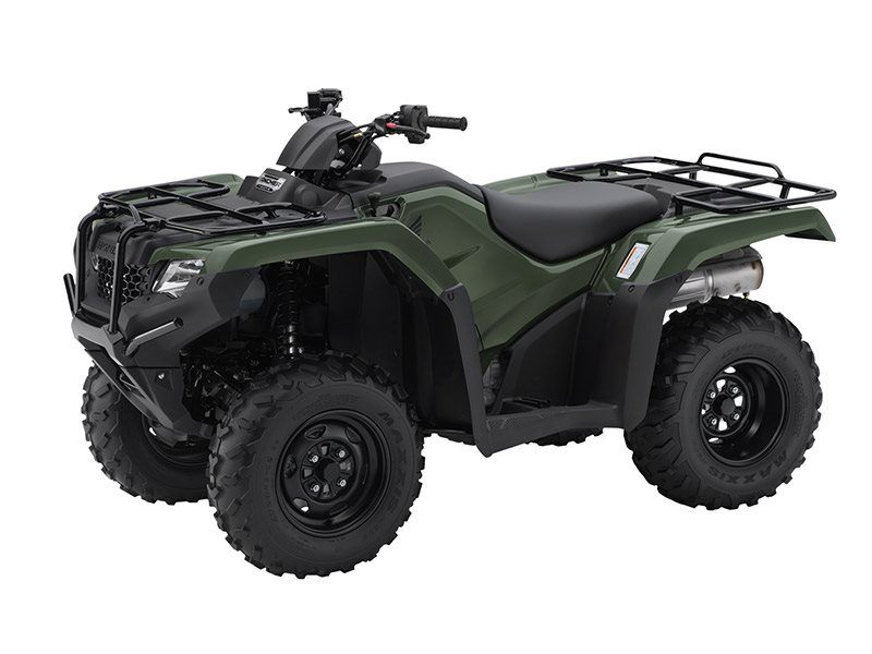 2016 Honda FourTrax Rancher 4X4 Automatic DCT for sale 2230