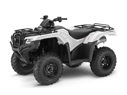 2016 Honda FourTrax Rancher 4X4 Automatic DCT IRS in North Reading, Massachusetts