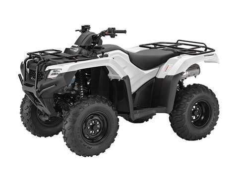 2016 Honda FourTrax Rancher 4X4 Automatic DCT IRS EPS in North Reading, Massachusetts