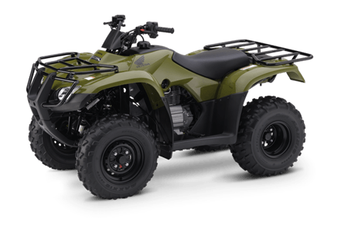 2016 Honda FourTrax Recon in North Reading, Massachusetts