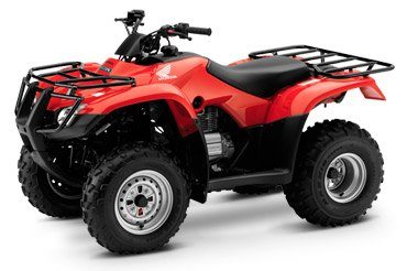 2016 Honda FourTrax Recon in Harrisburg, Illinois