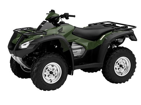 2016 Honda FourTrax Rincon in North Reading, Massachusetts