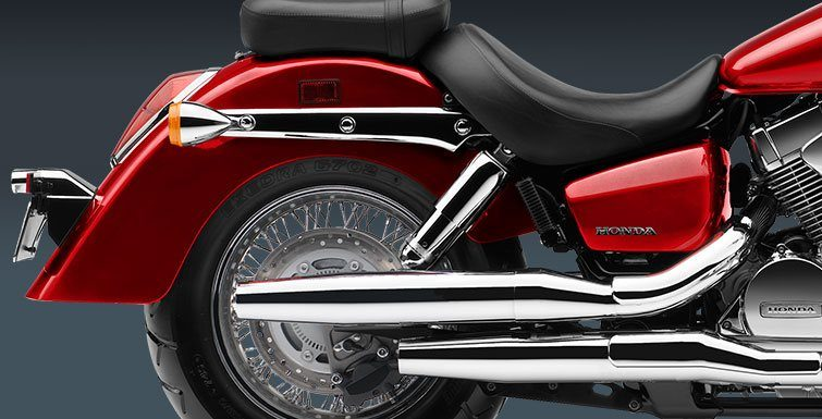 2016 Honda Shadow Aero in Beloit, Wisconsin