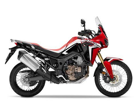 2016 Honda Africa Twin DCT in Arlington, Texas