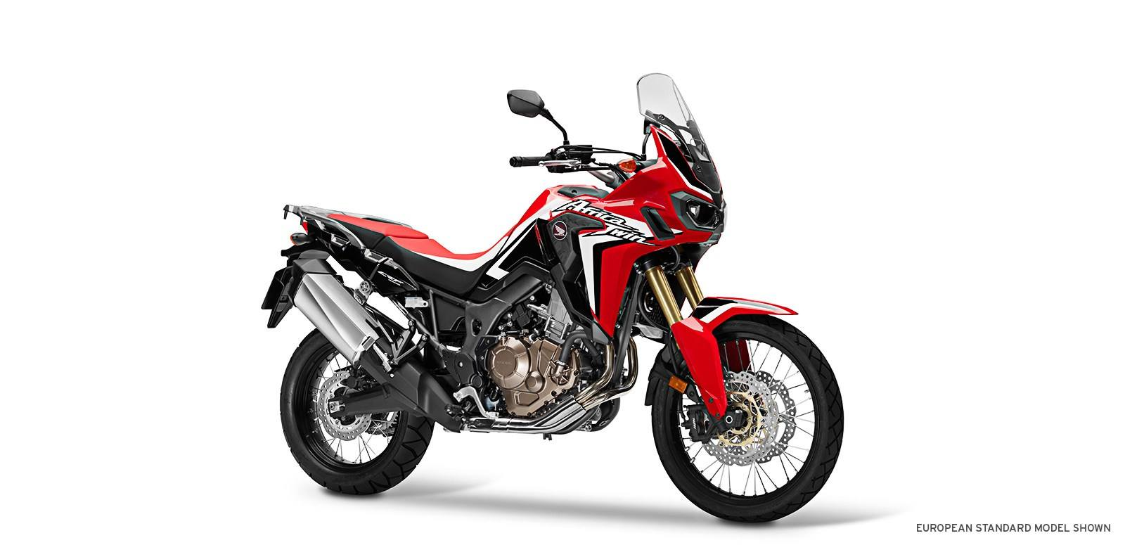 2016 Honda Africa Twin DCT in Shelby, North Carolina