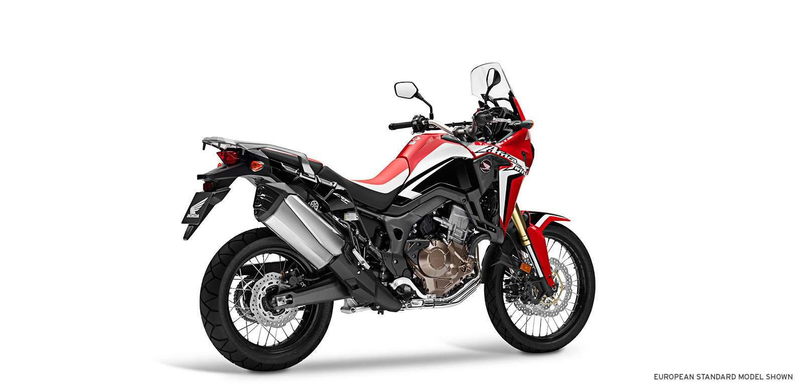 2016 Honda Africa Twin DCT in Lapeer, Michigan