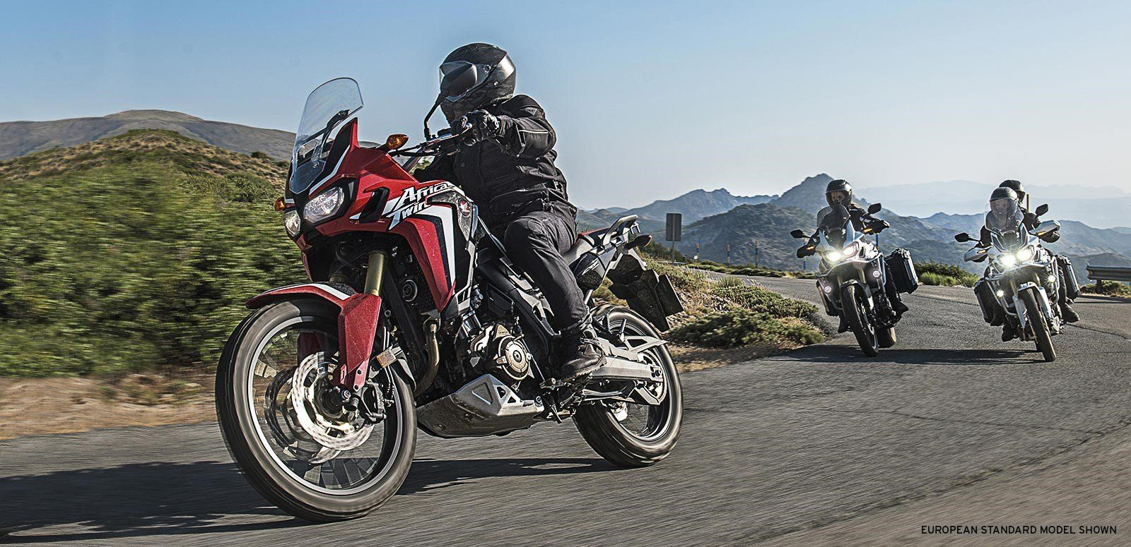 2016 Honda Africa Twin DCT in Fort Pierce, Florida