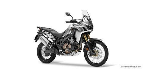 2016 Honda Africa Twin DCT in Hendersonville, North Carolina
