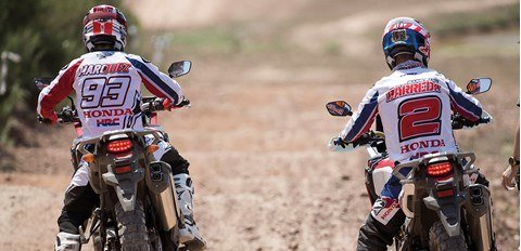 2016 Honda Africa Twin DCT in Crystal Lake, Illinois