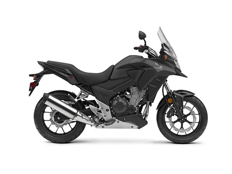 2016 Honda CB500X in Saint Joseph, Missouri