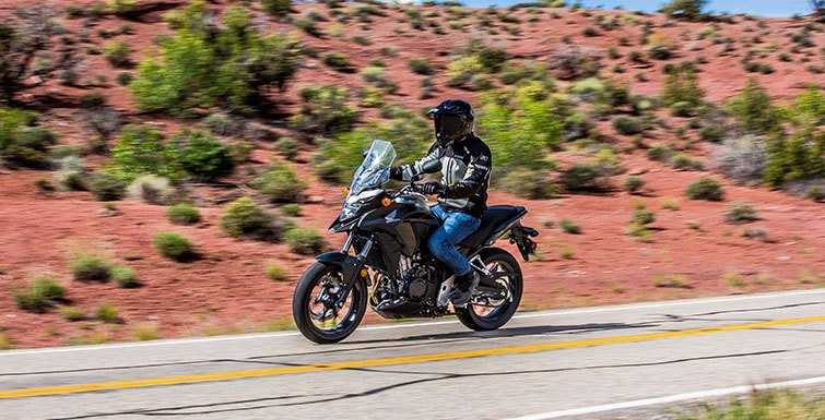 2016 Honda CB500X in Johnson City, Tennessee