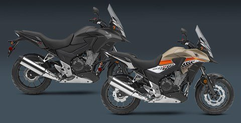 2016 Honda CB500X ABS in Freeport, Illinois