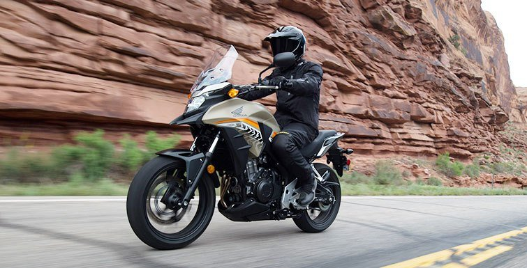 2016 Honda CB500X ABS in Missoula, Montana