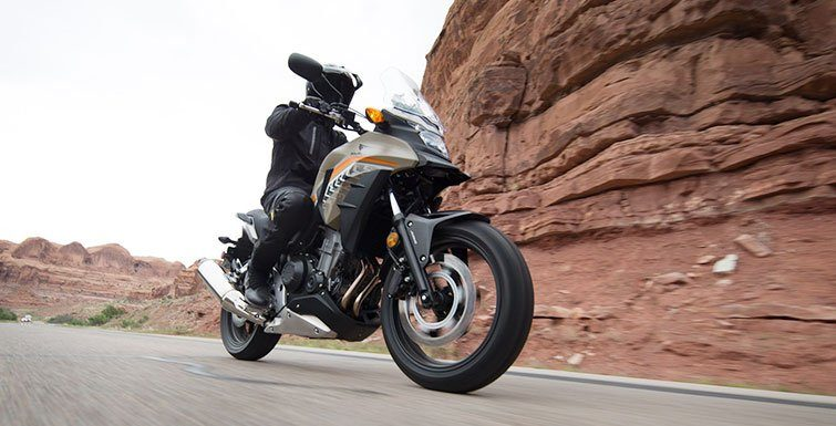 2016 Honda CB500X ABS in North Little Rock, Arkansas