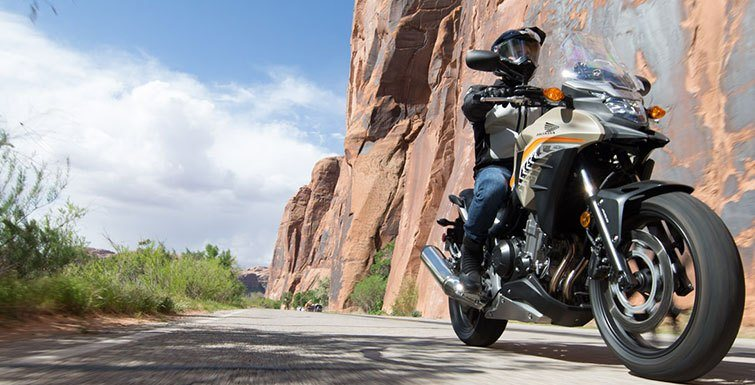 2016 Honda CB500X ABS in San Francisco, California - Photo 13