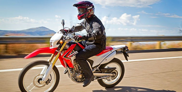 2016 Honda CRF250L in Columbia, South Carolina