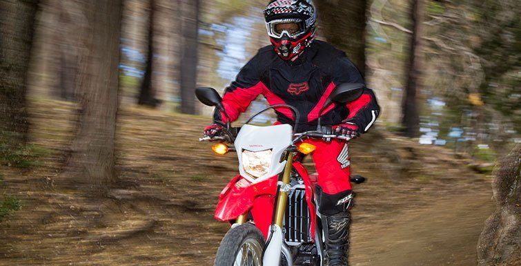 2016 Honda CRF250L in Goleta, California