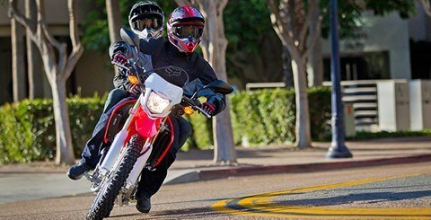 2016 Honda CRF250L in Berkeley, California