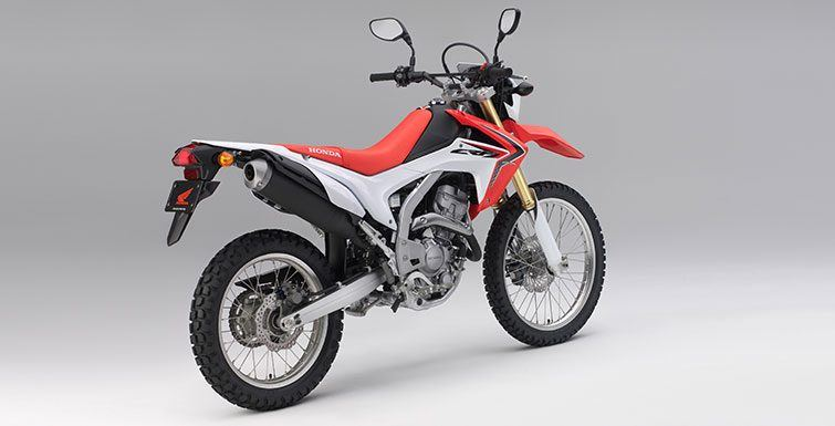 2016 Honda CRF250L in Missoula, Montana