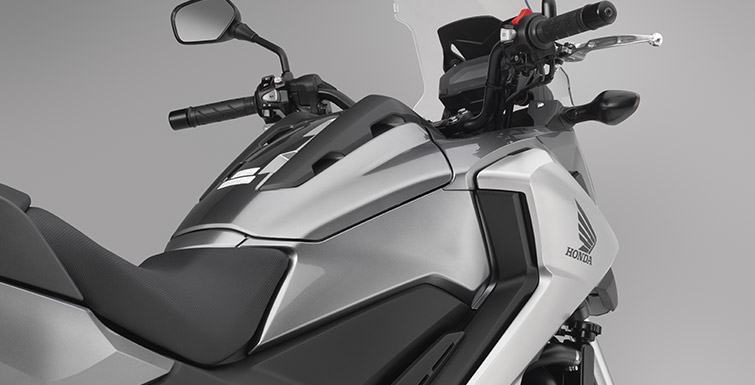2016 Honda NC700X in Chattanooga, Tennessee - Photo 5