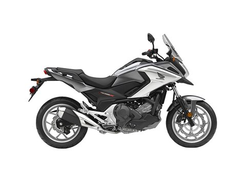 2016 Honda NC700X DCT ABS in Elizabeth City, North Carolina