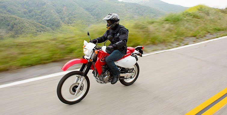 2016 Honda XR650L in San Francisco, California