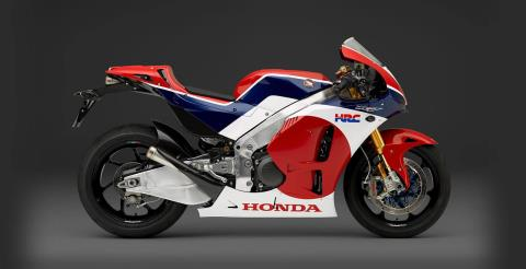 2016 Honda RC213V-S in Shelby, North Carolina