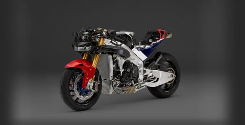 2016 Honda RC213V-S in Bakersfield, California