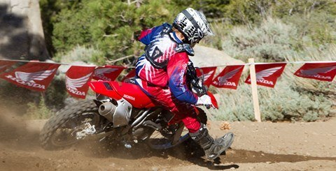 2016 Honda CRF150R in Aurora, Illinois